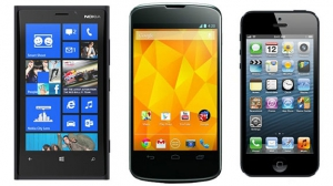 Windows Phone, Android и iOS